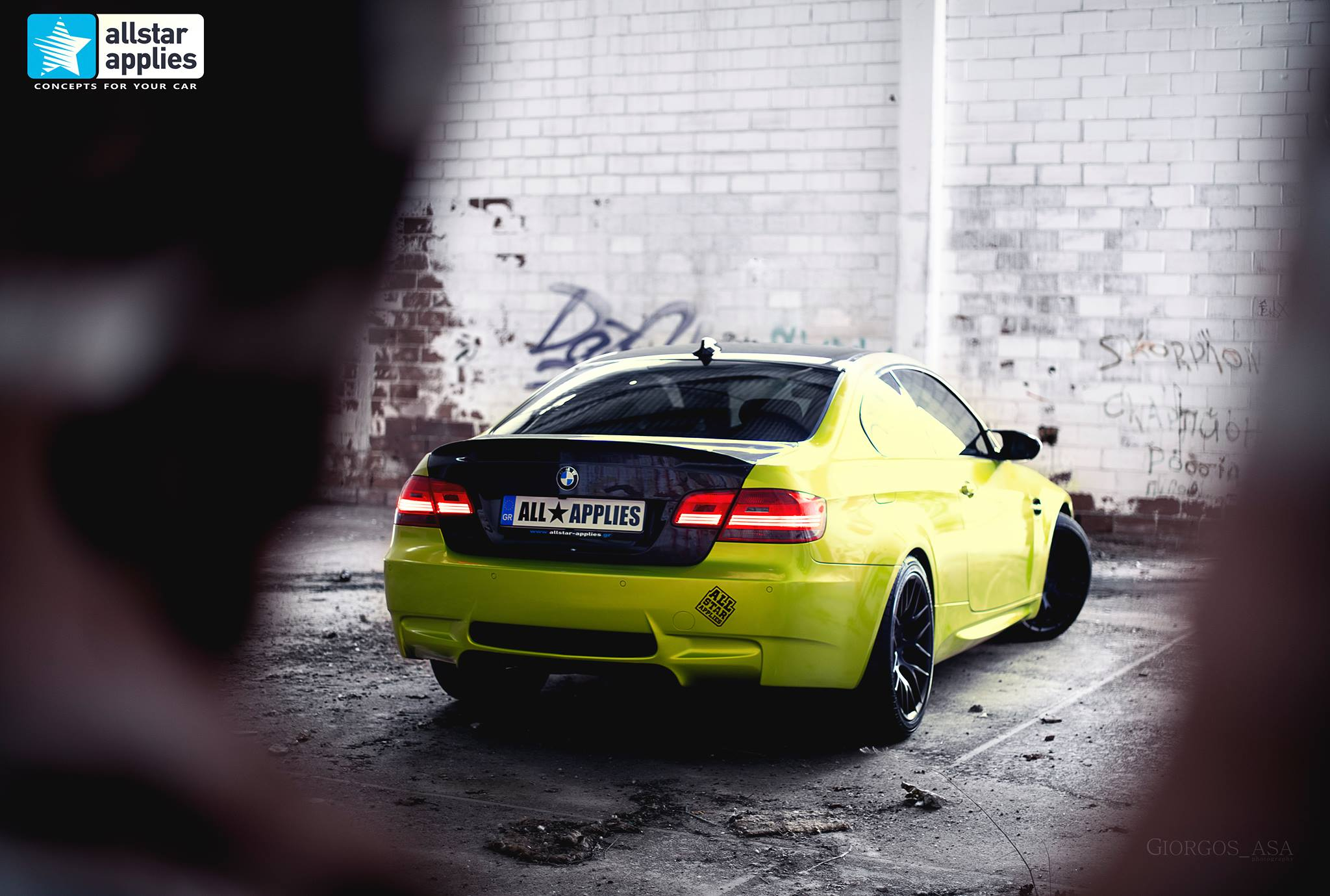 Bmw M3 - Electric Lime (8)