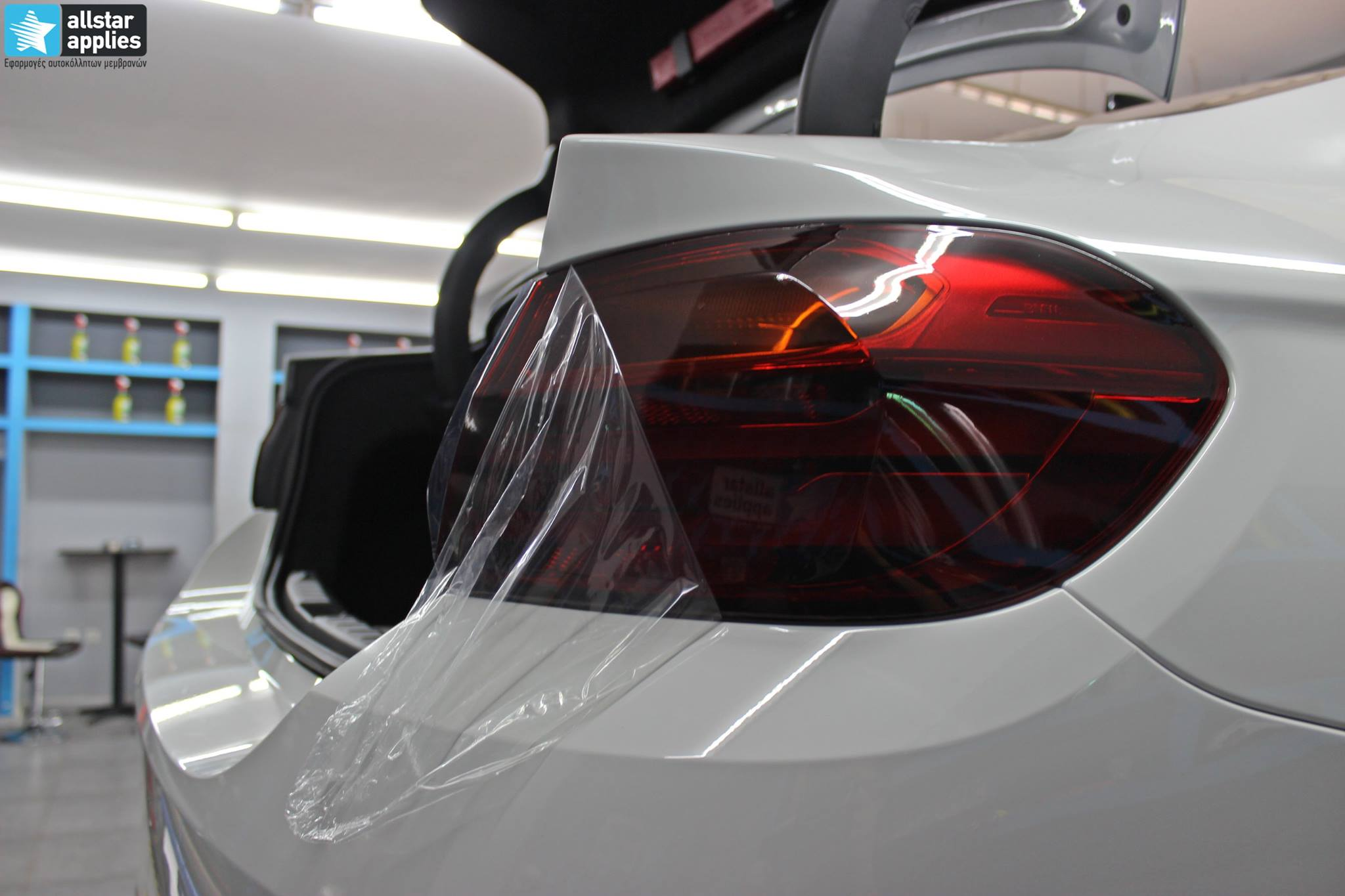 Bmw M4 - Protection Film (PPF) (11)