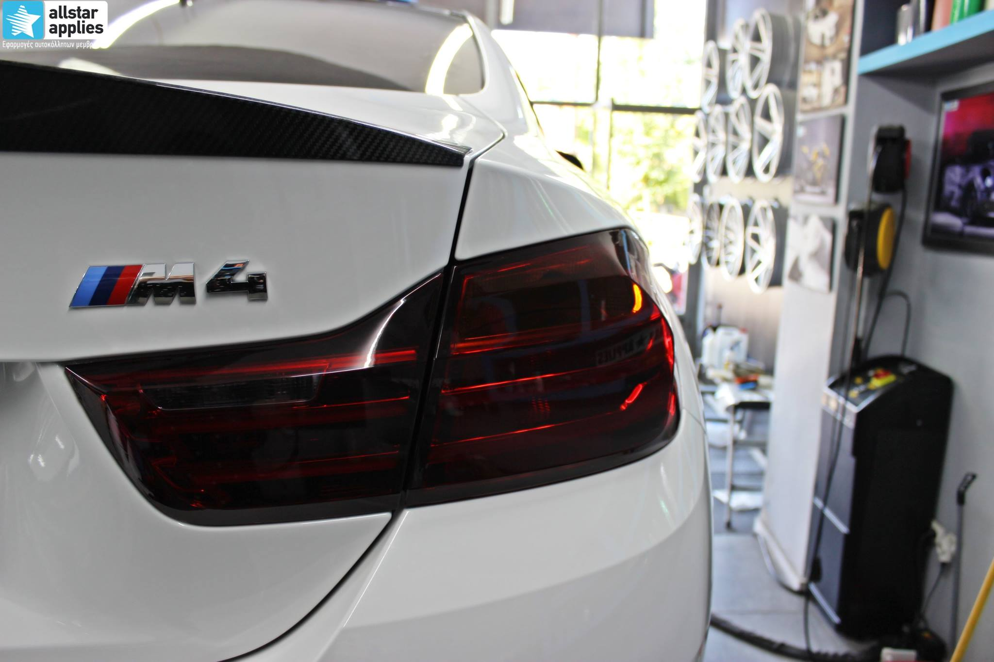 Bmw M4 - Protection Film (PPF) (12)