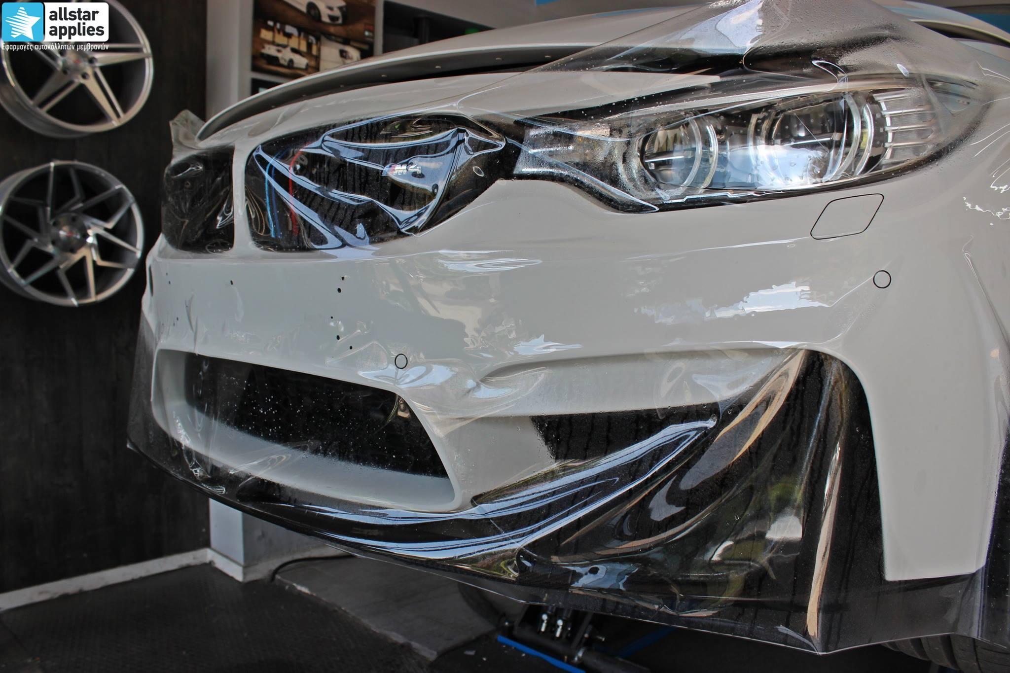 Bmw M4 - Protection Film (PPF) (2)