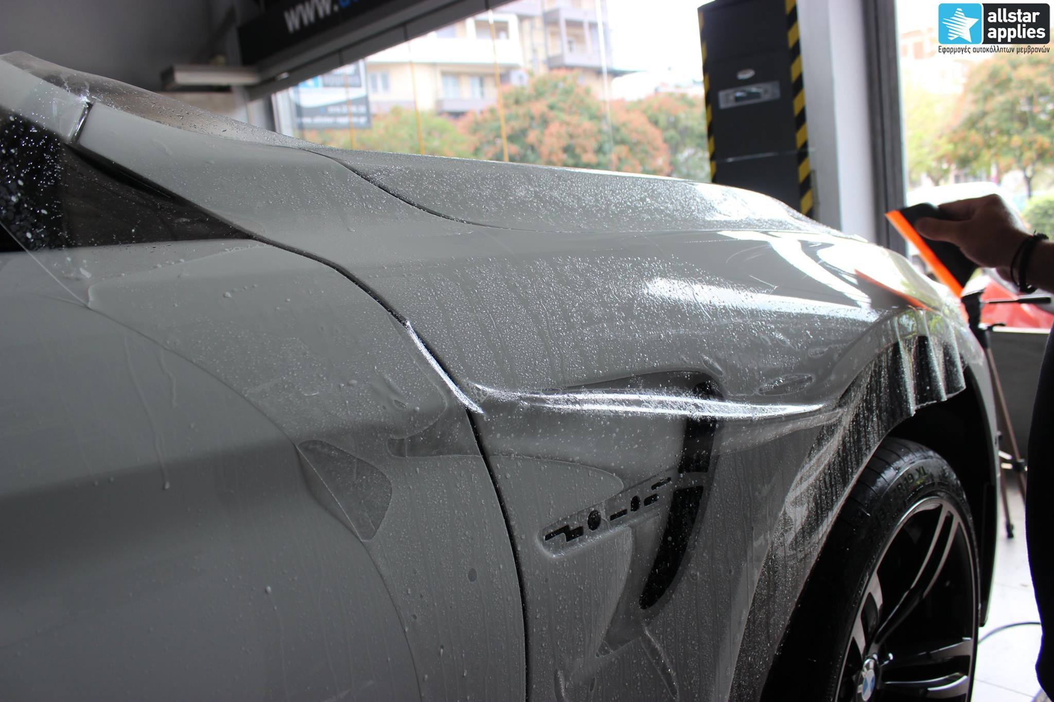 Bmw M4 - Protection Film (PPF) (4)