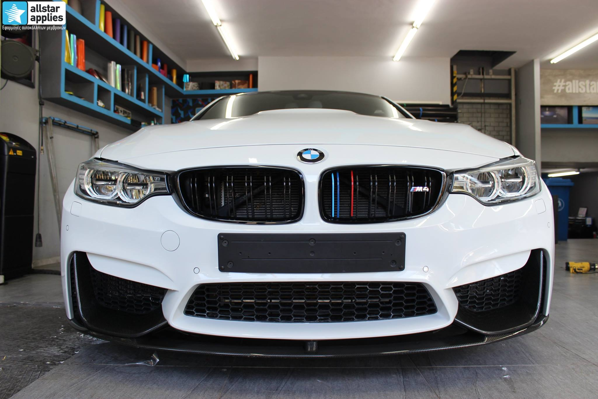 Bmw M4 - Protection Film (PPF) (6)
