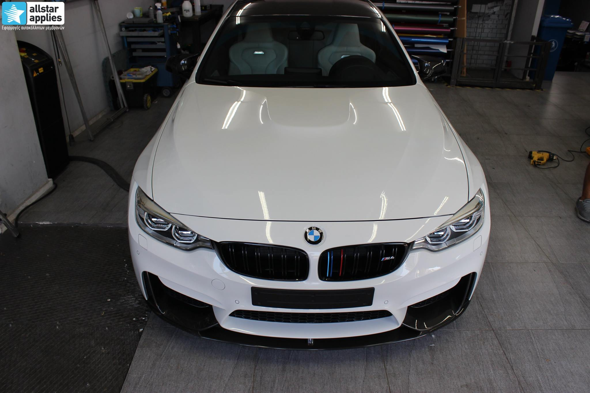 Bmw M4 - Protection Film (PPF) (7)