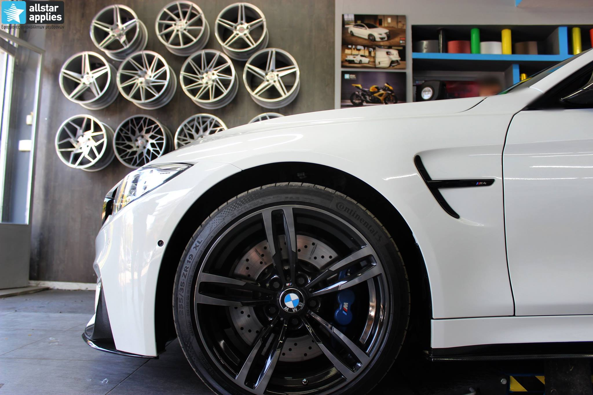 Bmw M4 - Protection Film (PPF) (8)