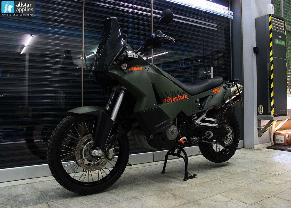 KTM Adventure 990 - Military Matte (4)