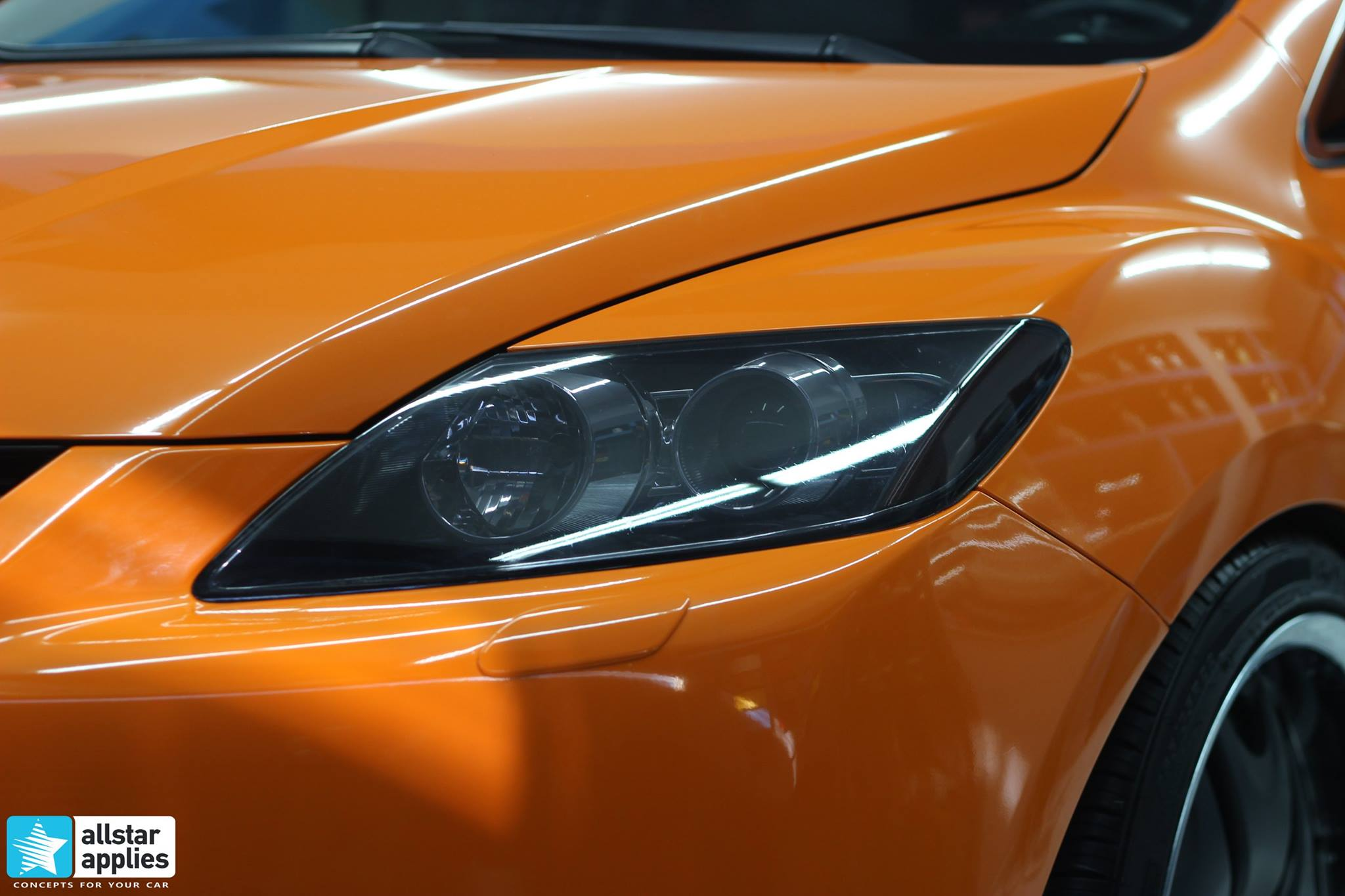 Mazda CX-7 Orange Gloss (9)