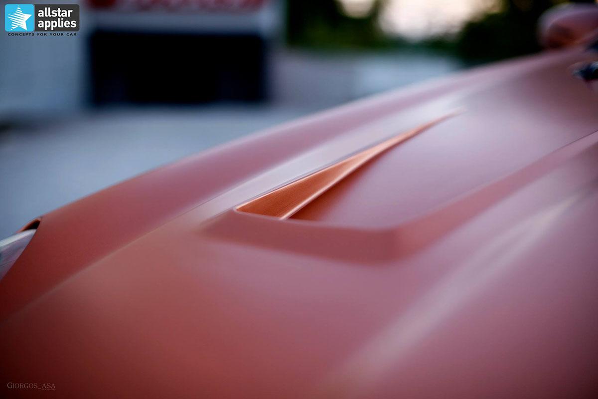 Mercedes SLK AMG - Red Copper Matte (16)