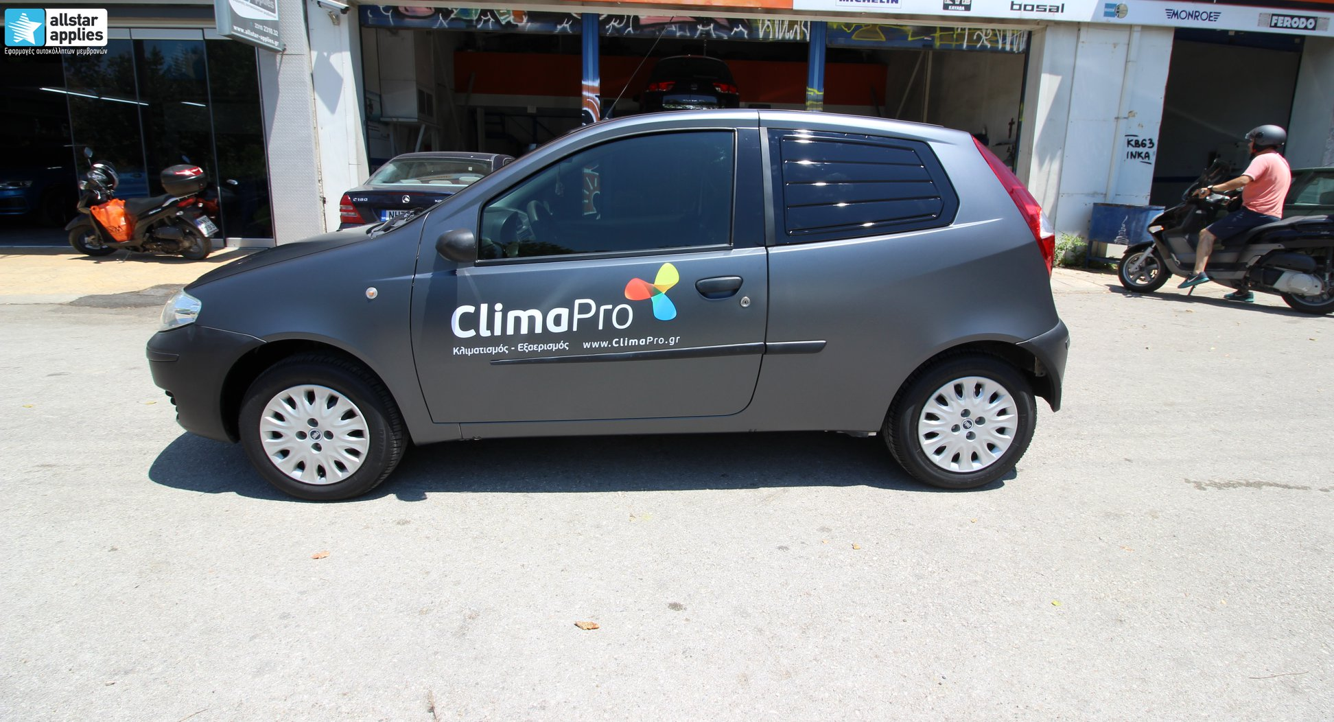 Mercedes-Vito-Fiat-Punto-–-Satin-Grey-Clima-Pro-7