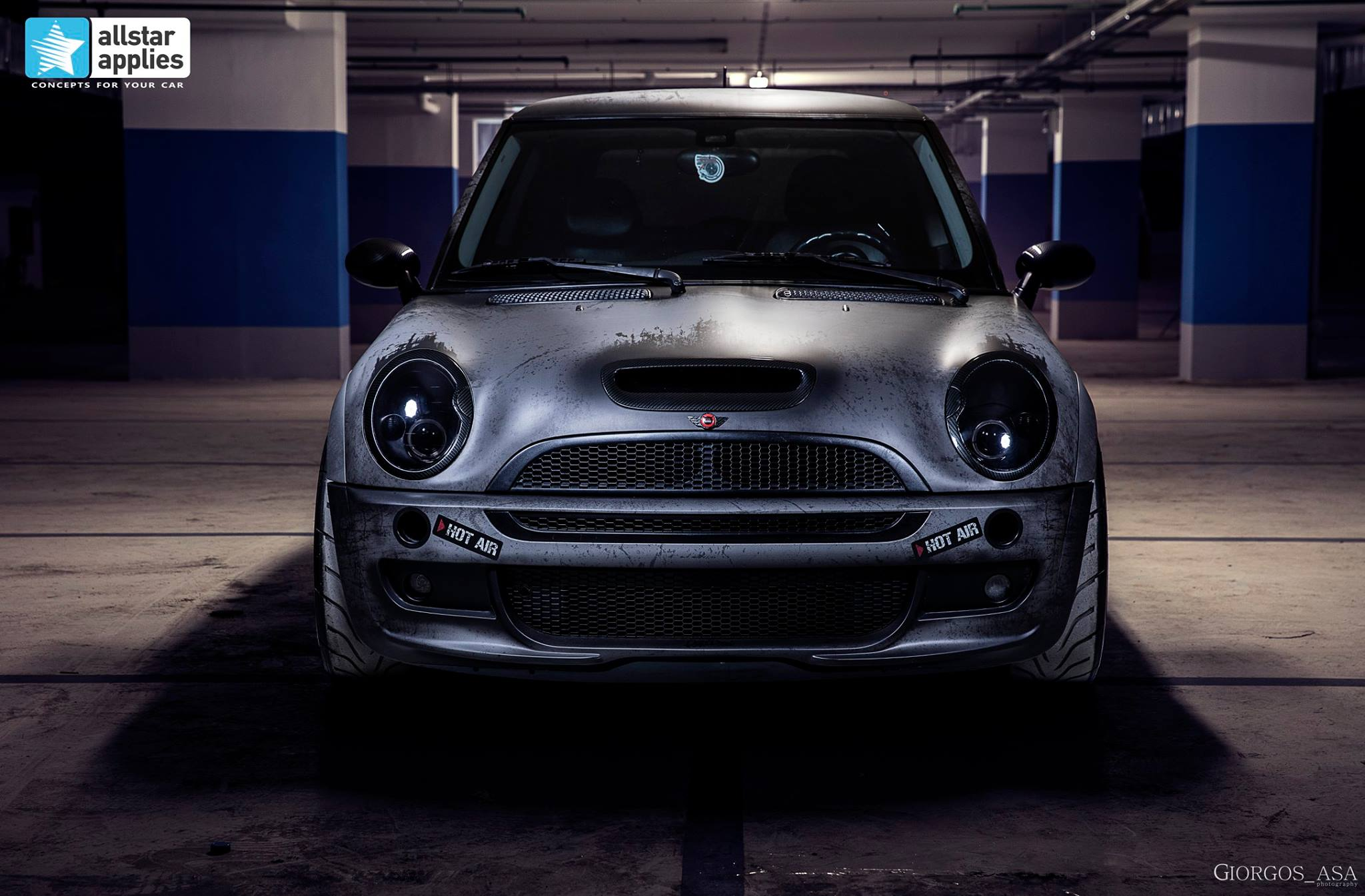 "Mini Cooper ""Fighter S""- Unique Project (3)"