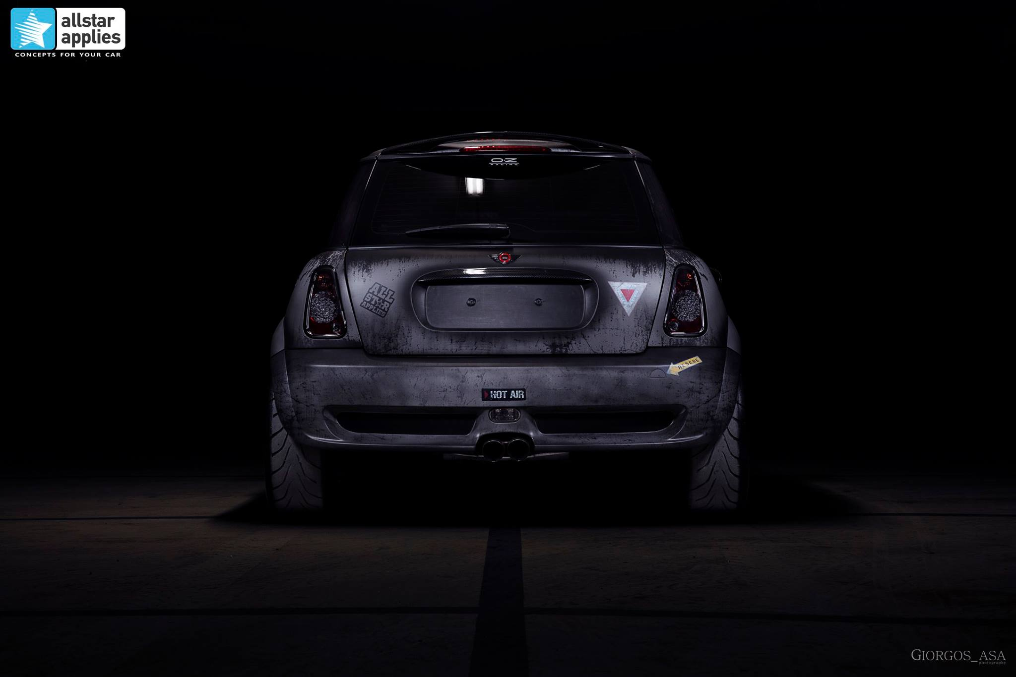 "Mini Cooper ""Fighter S""- Unique Project (4)"
