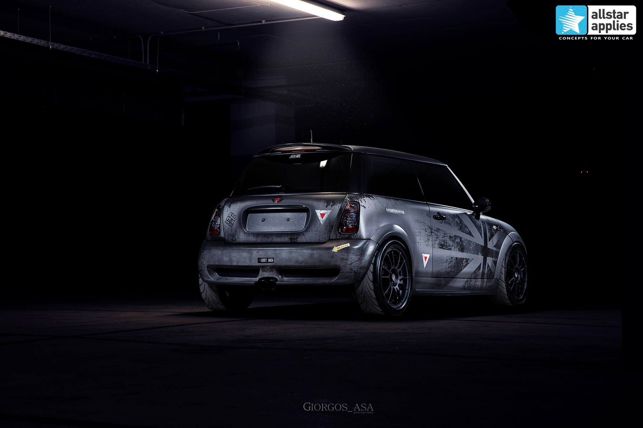 "Mini Cooper ""Fighter S""- Unique Project (5)"