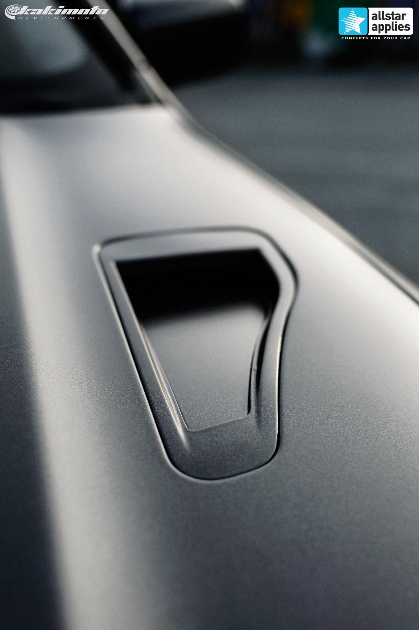 Mitsubishi Evo 7 - Honeycomb Design (11)