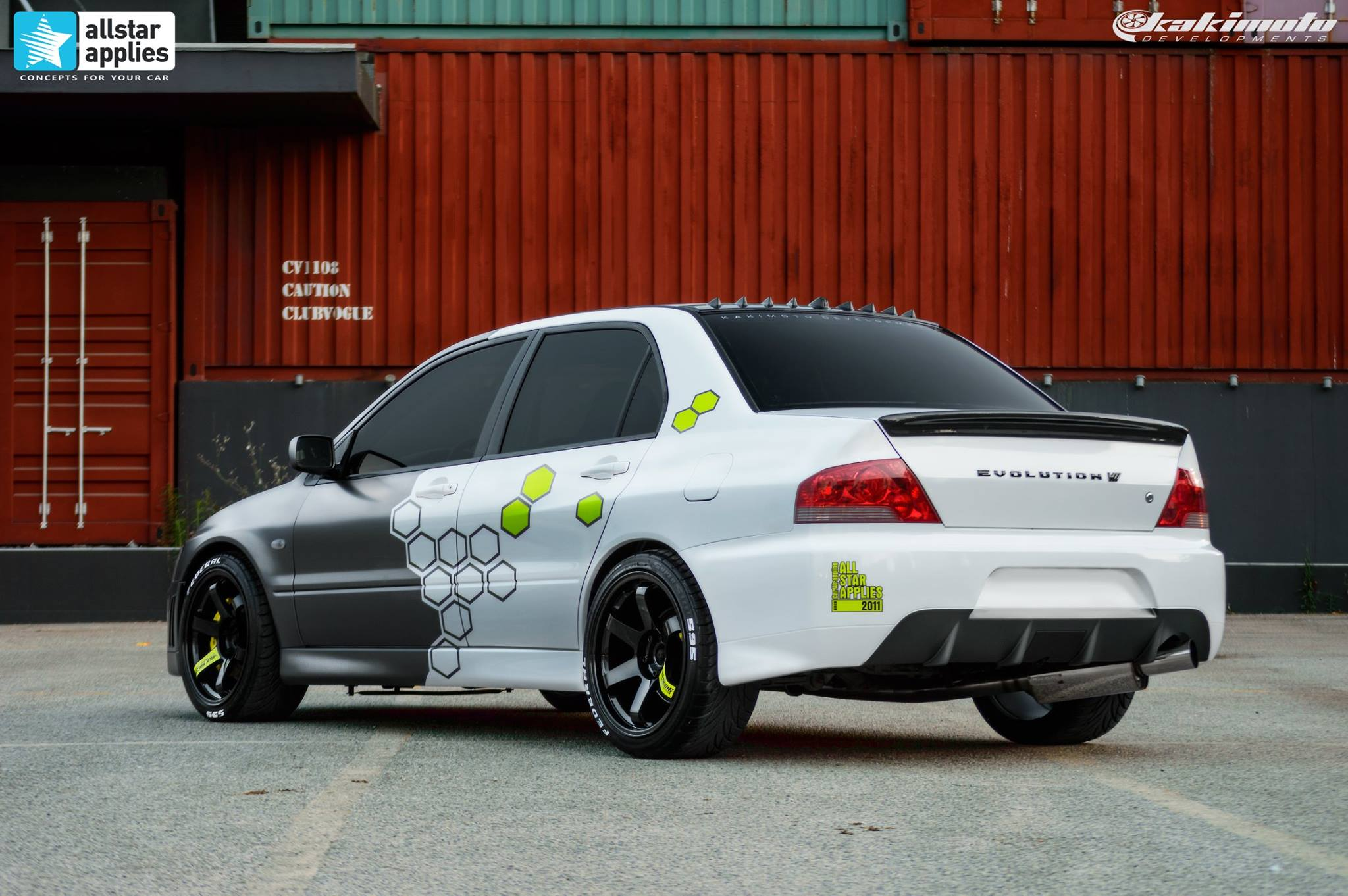 Mitsubishi Evolution-1