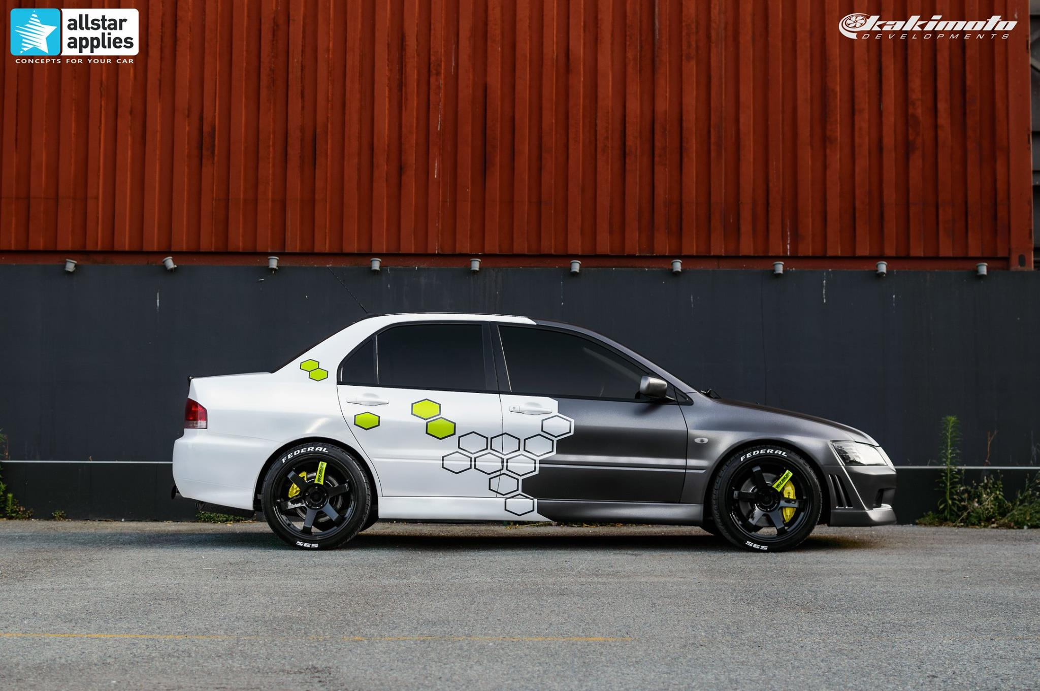 Mitsubishi Evolution-2