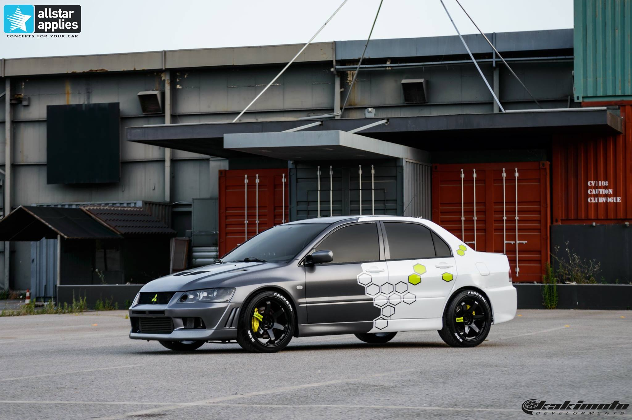 Mitsubishi Evolution-3