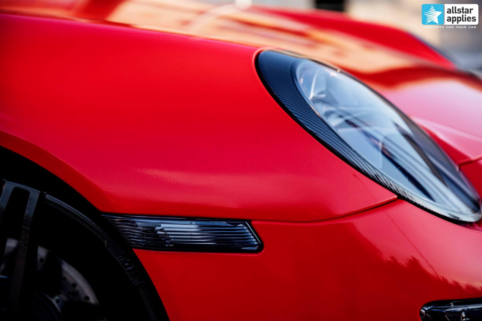 Porsche Carrera 4S - Redhot Gloss (10)