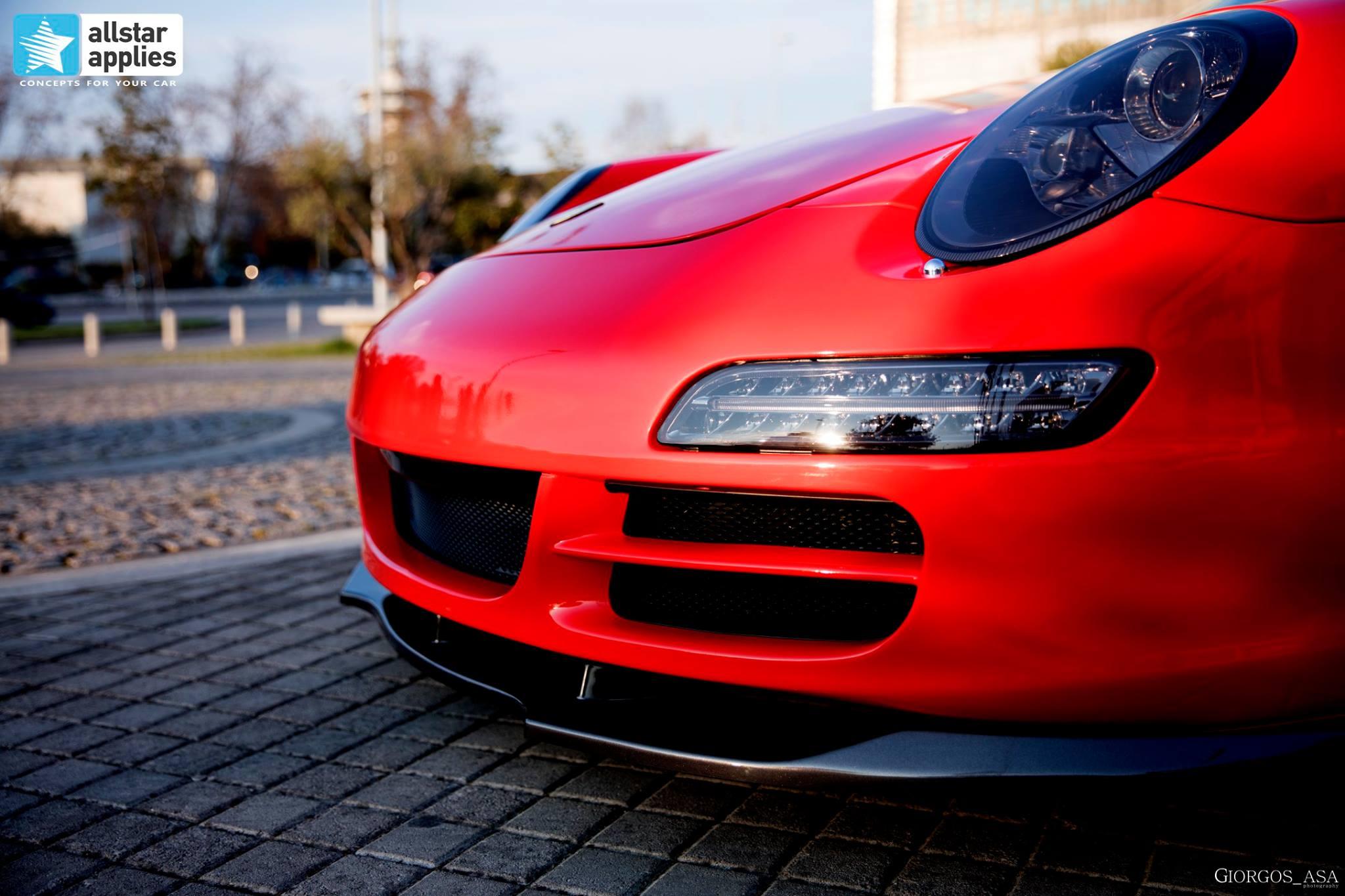 Porsche Carrera 4S - Redhot Gloss (11)