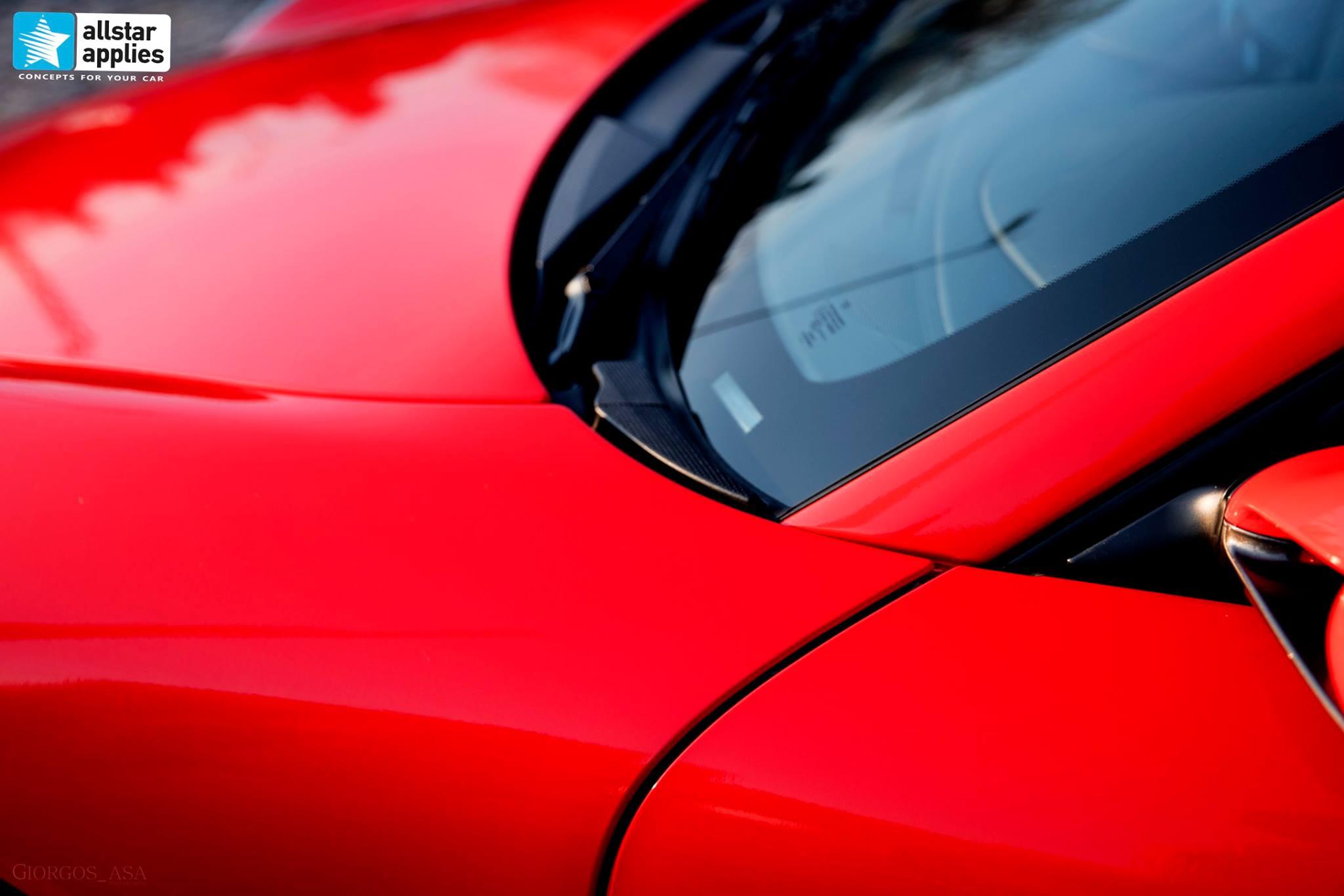 Porsche Carrera 4S - Redhot Gloss (12)
