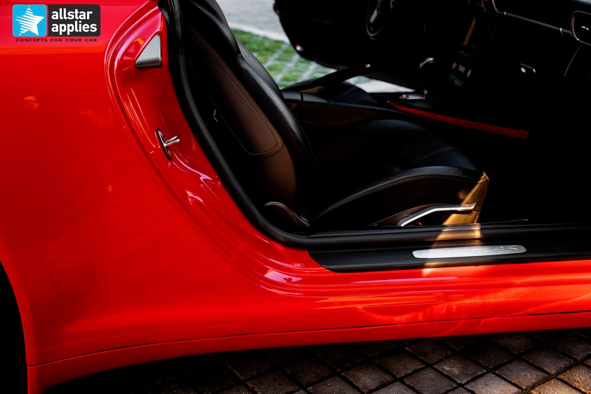 Porsche Carrera 4S - Redhot Gloss (13)