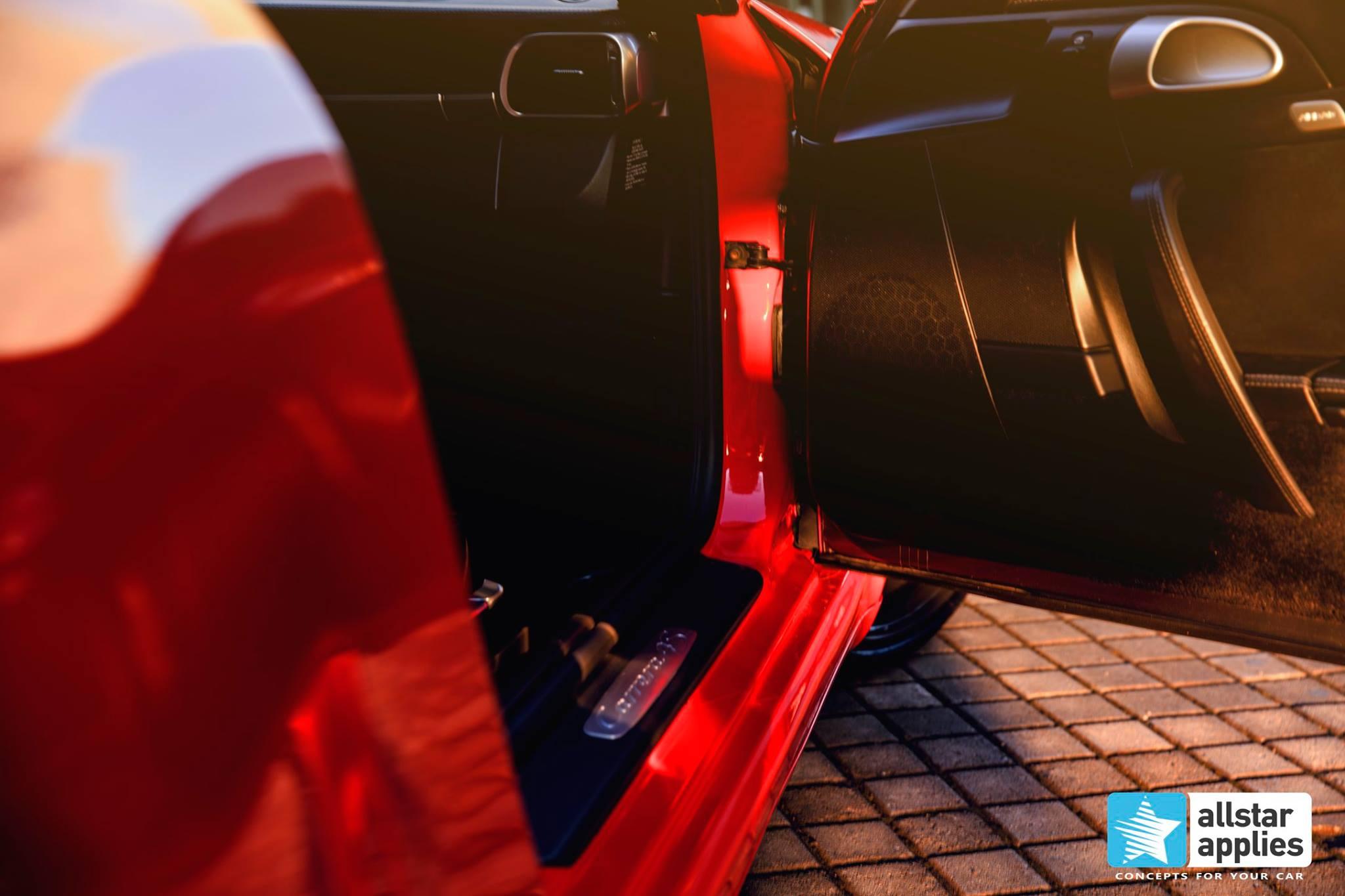 Porsche Carrera 4S - Redhot Gloss (14)