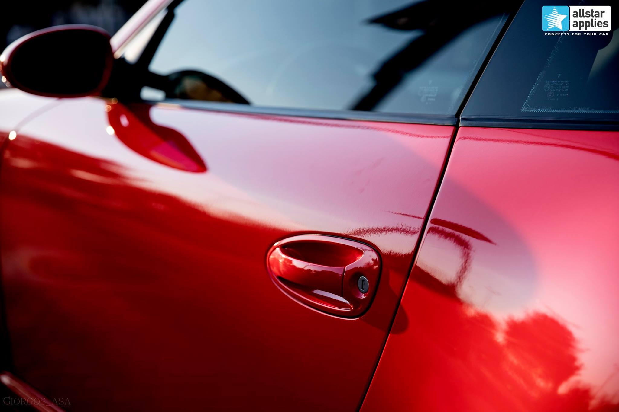 Porsche Carrera 4S - Redhot Gloss (15)