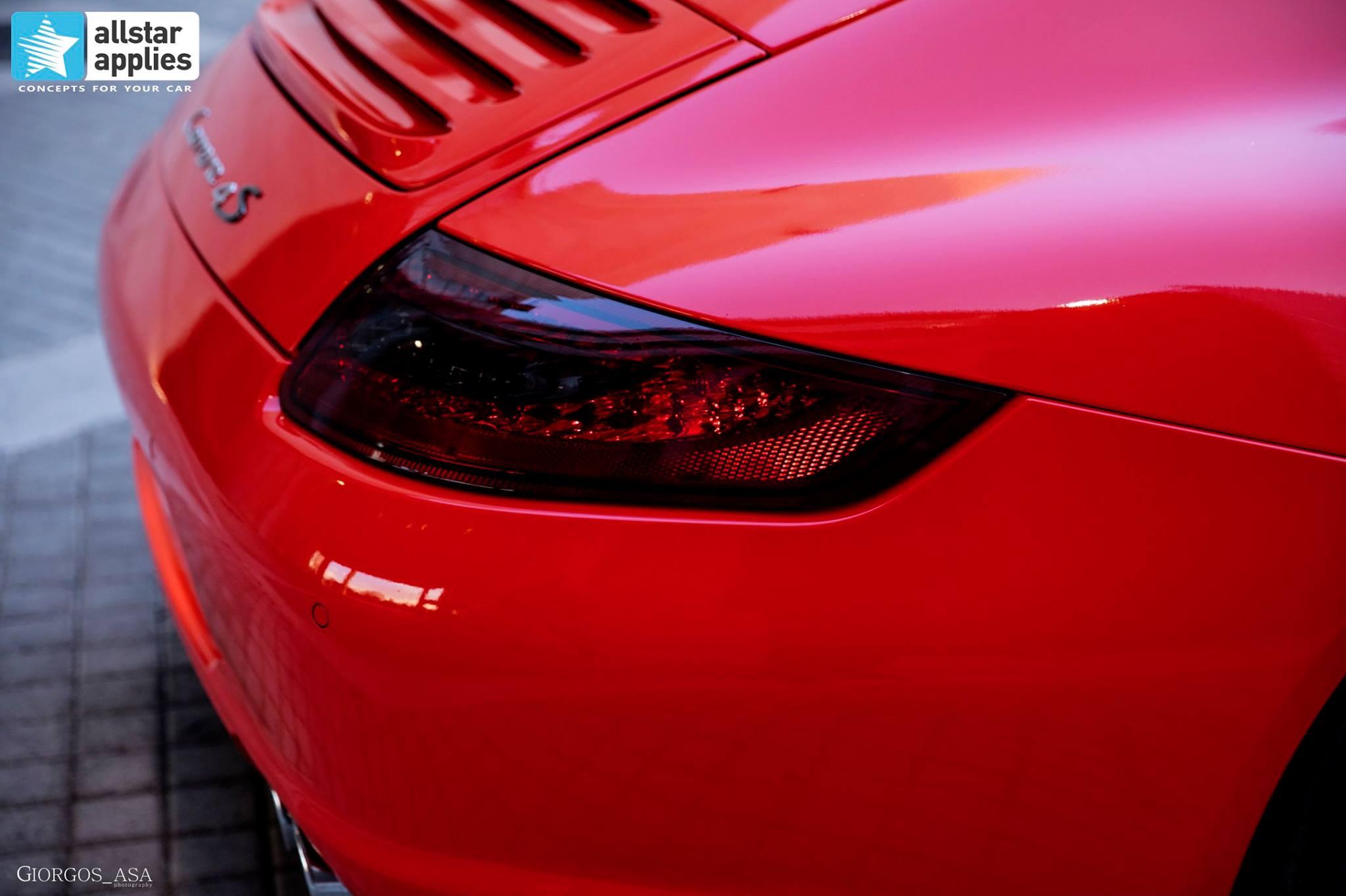 Porsche Carrera 4S - Redhot Gloss (16)