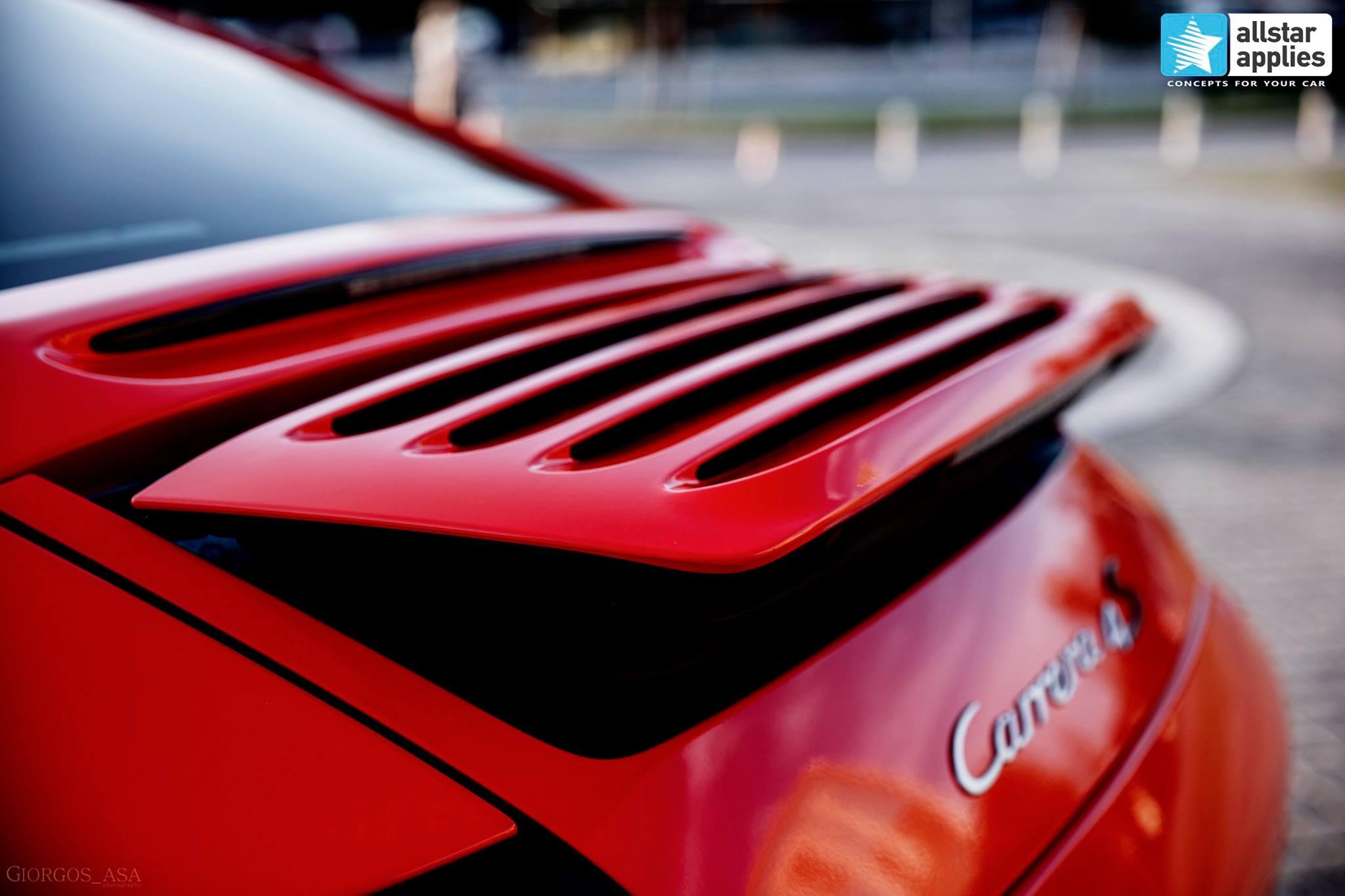 Porsche Carrera 4S - Redhot Gloss (17)