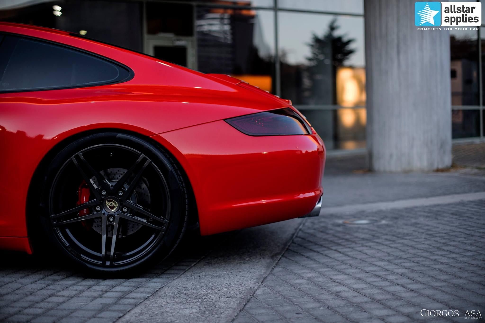 Porsche Carrera 4S - Redhot Gloss (18)