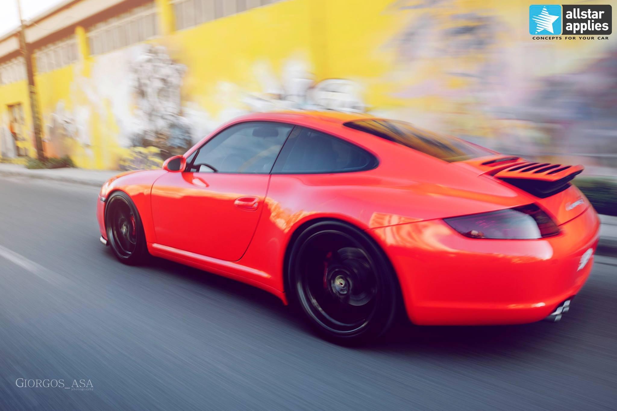 Porsche Carrera 4S - Redhot Gloss (21)