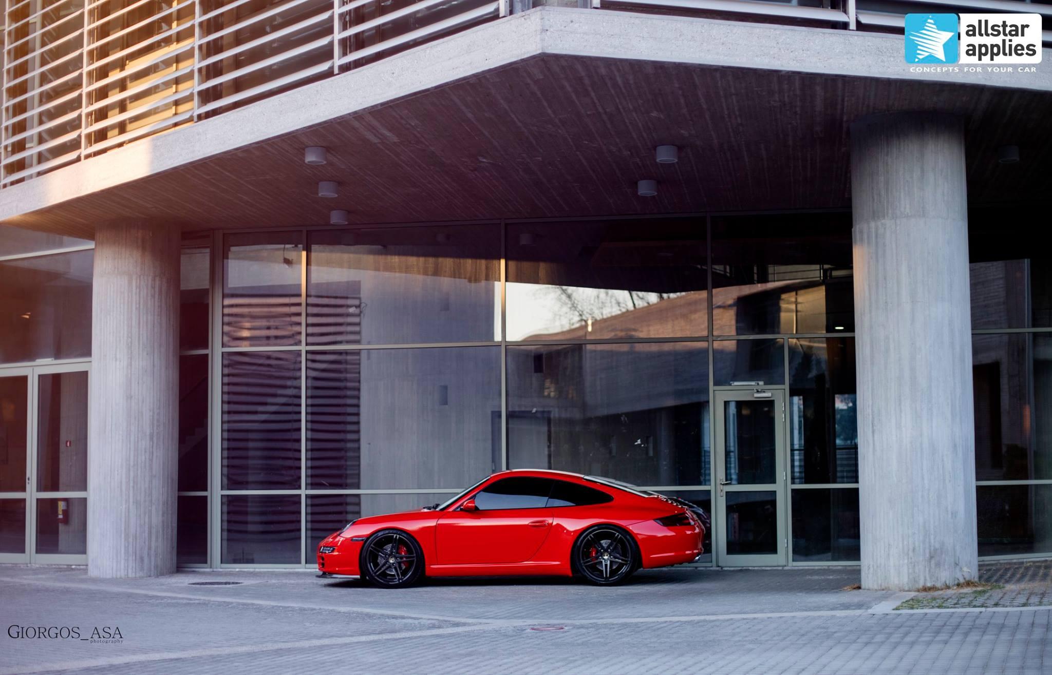 Porsche Carrera 4S - Redhot Gloss (4)