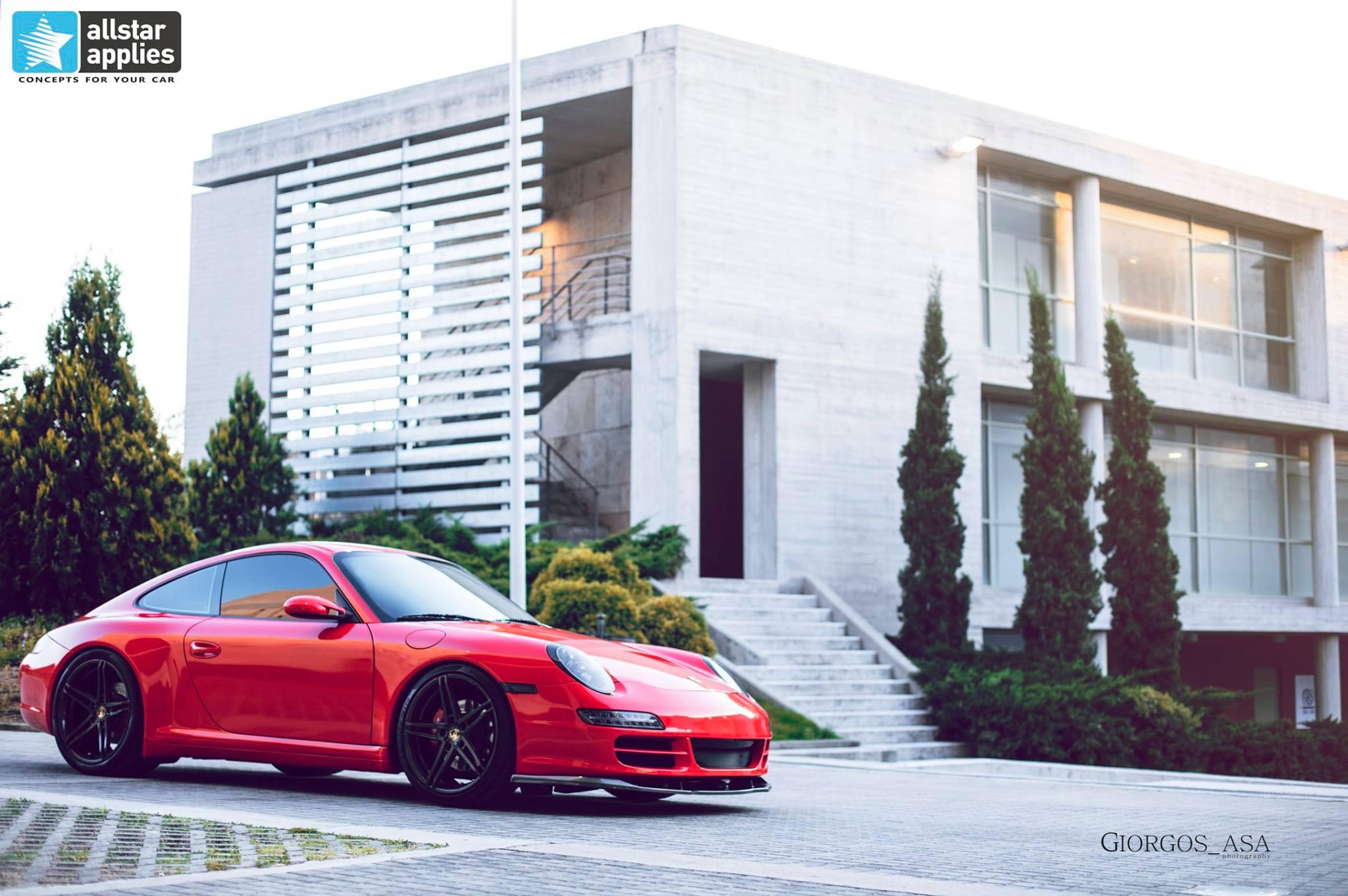 Porsche Carrera 4S - Redhot Gloss (6)