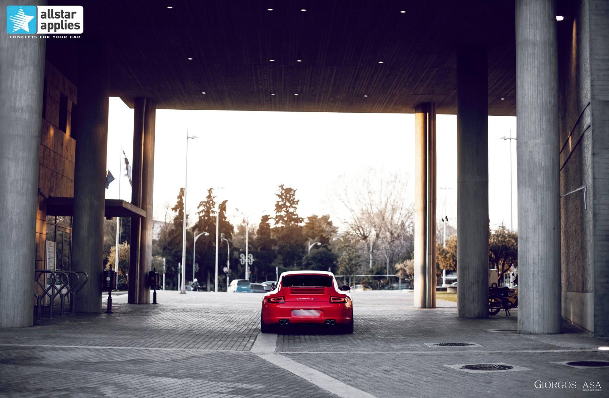 Porsche Carrera 4S - Redhot Gloss (7)