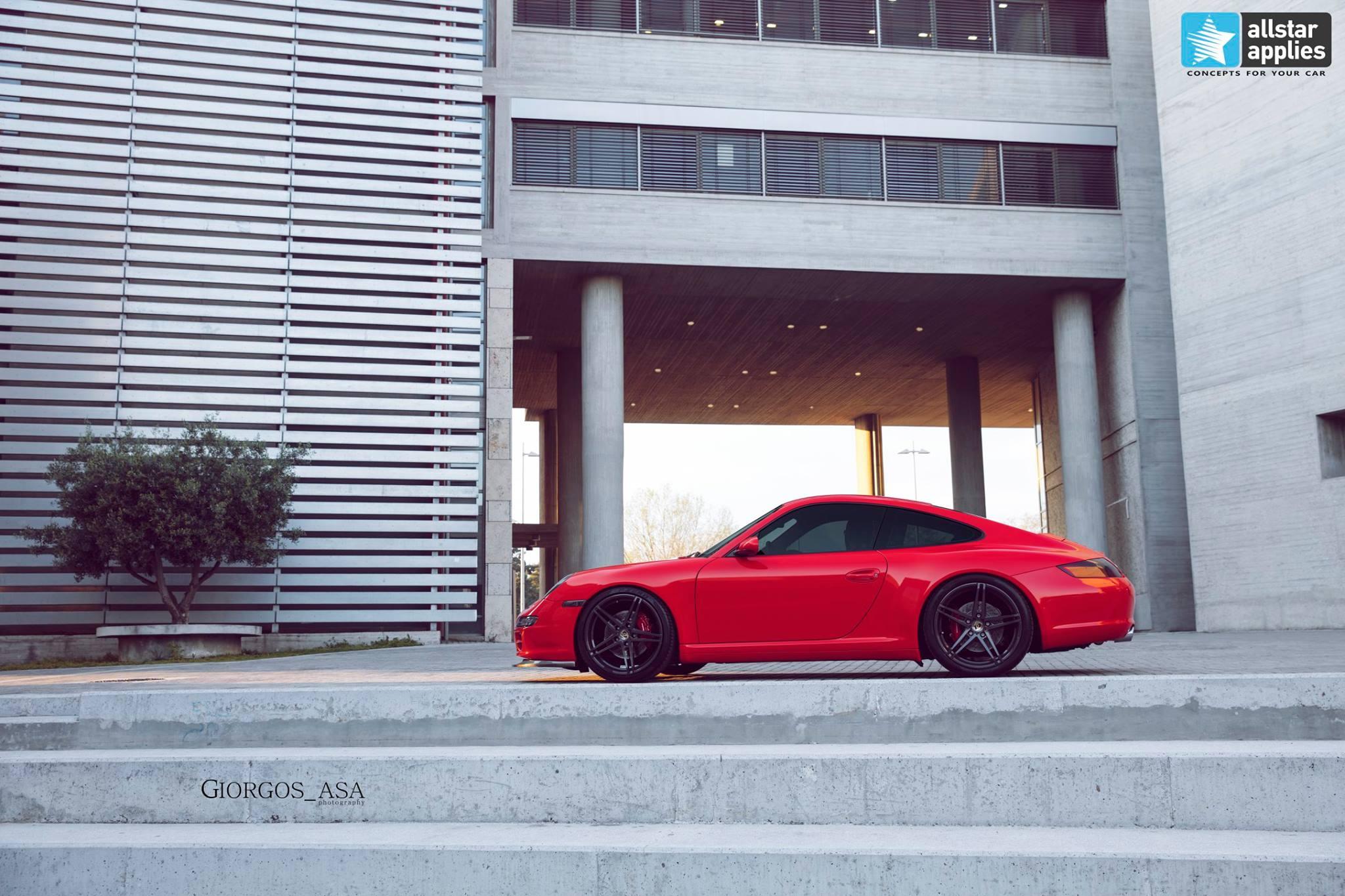 Porsche Carrera 4S - Redhot Gloss (8)