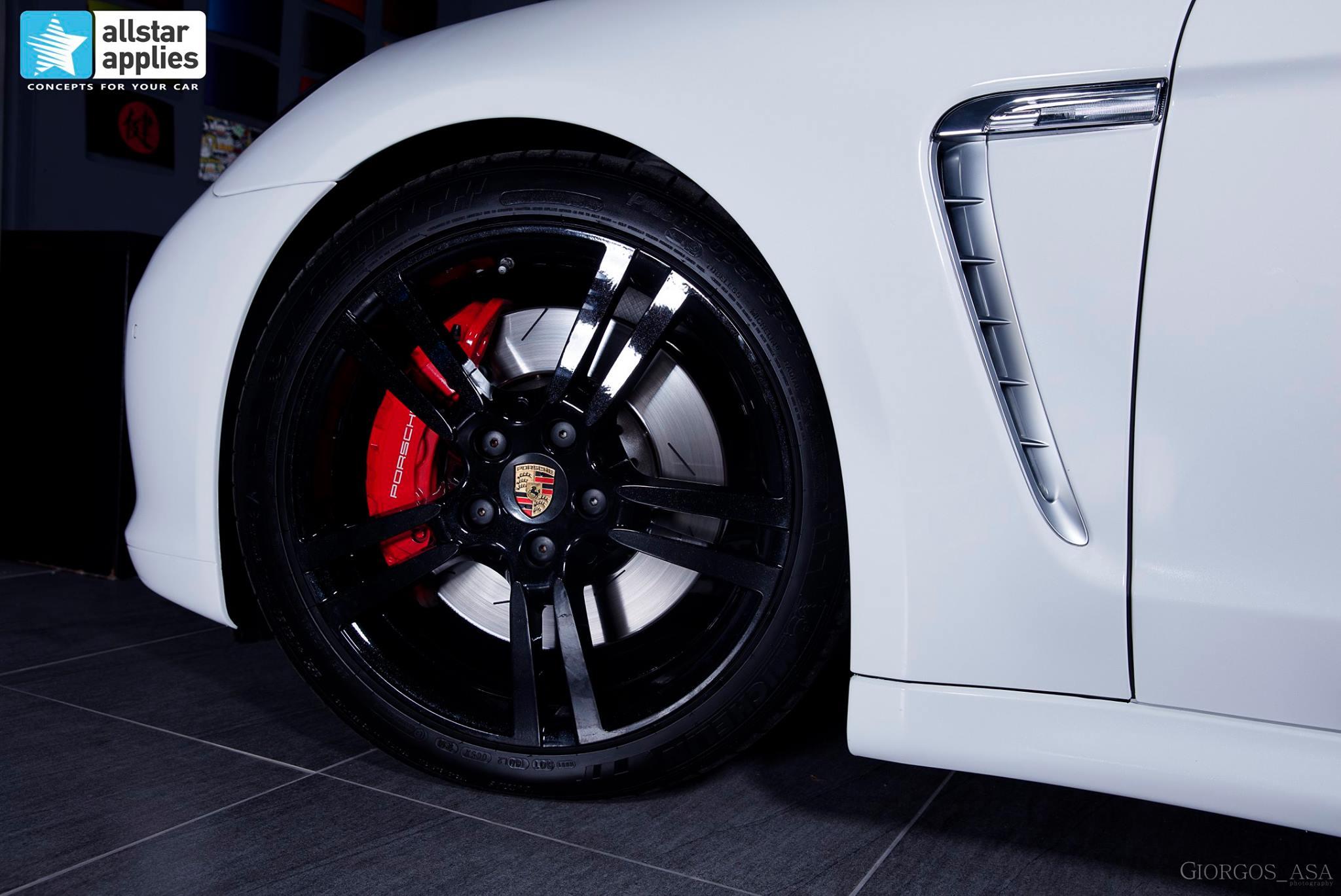 Porsche Panamera Turbo S – White Metallic (7)