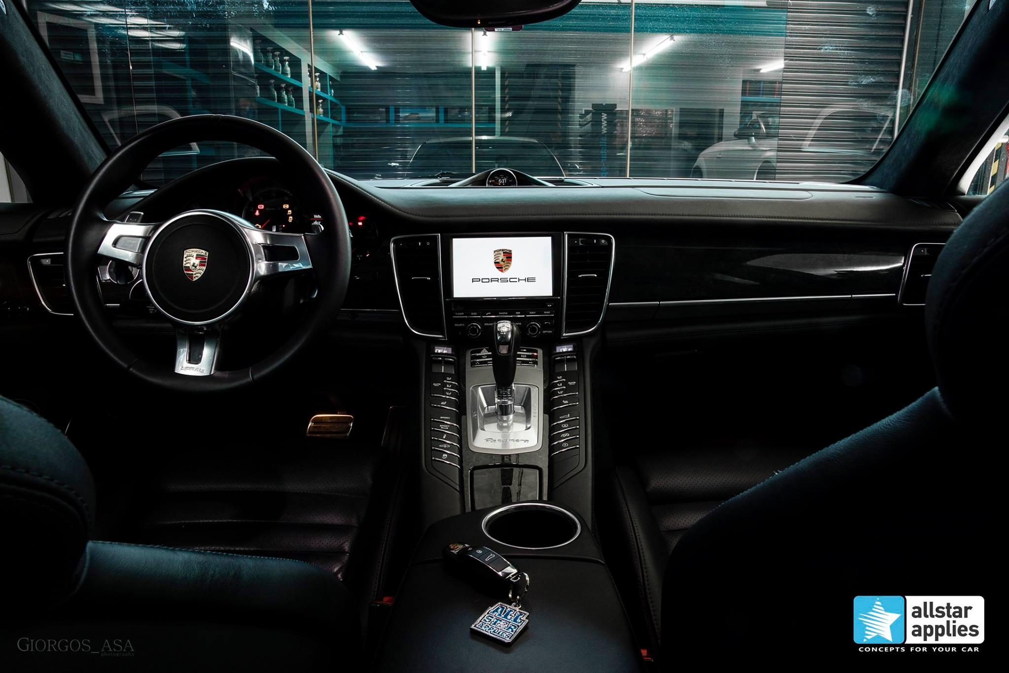 Porsche Panamera Turbo S – White Metallic (9)