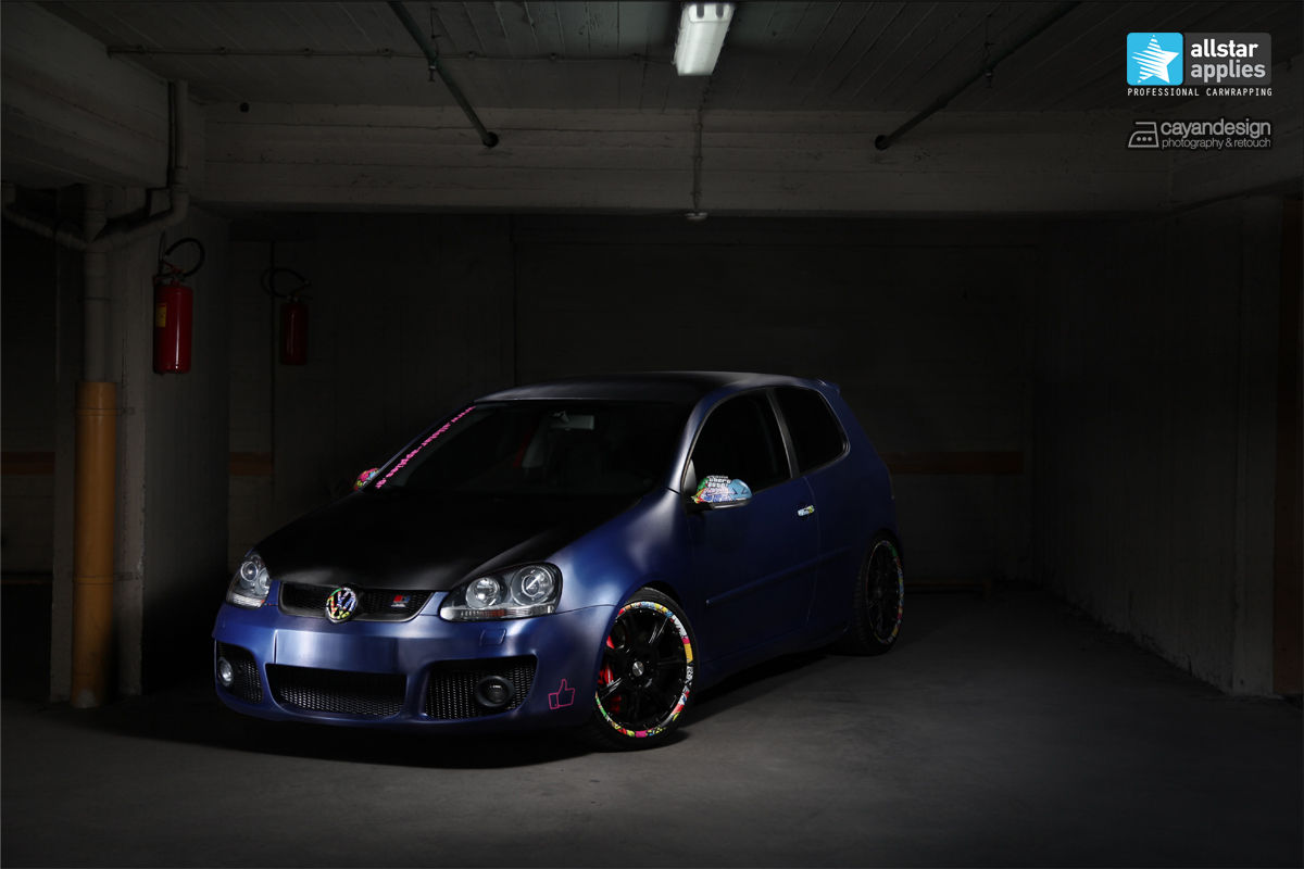 VW Golf GTI - Brushed Blue (5)