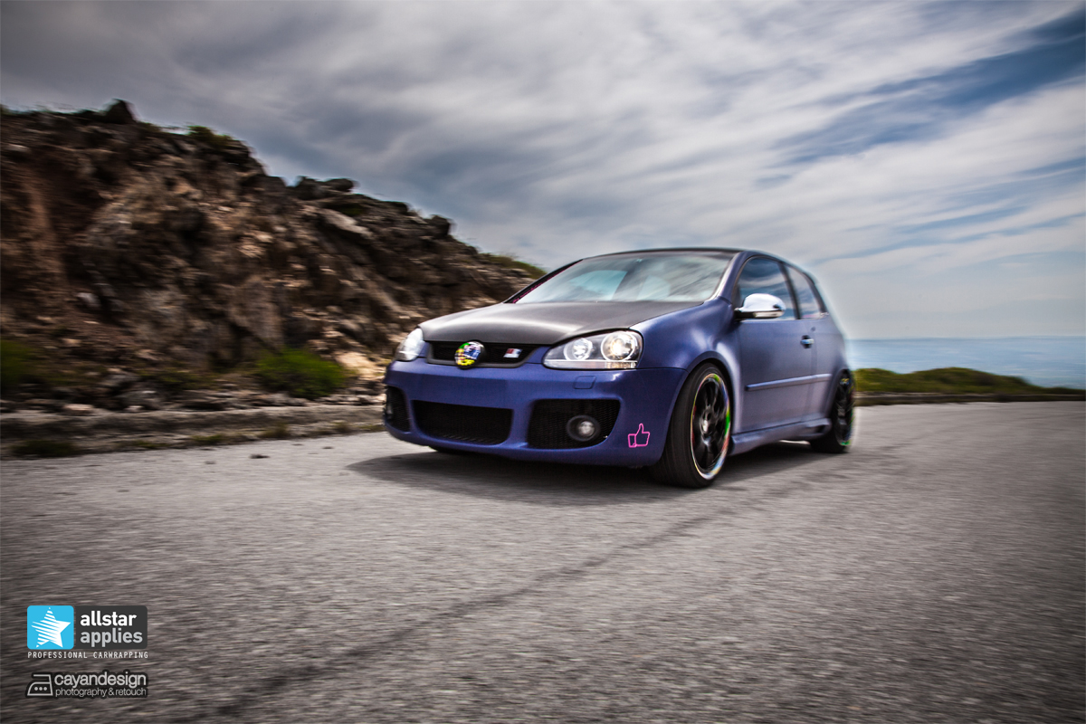 VW Golf GTI - Brushed Blue (7)