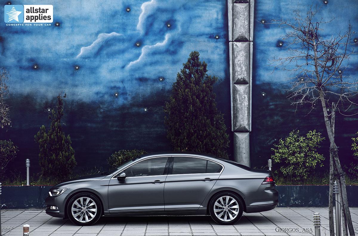VW Passat - Satin Dark Grey (1)