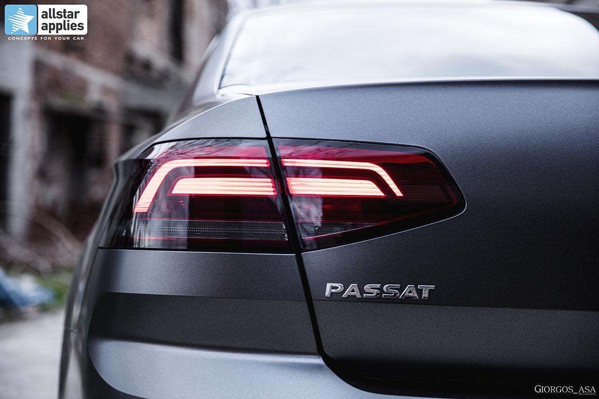 VW Passat - Satin Dark Grey (14)