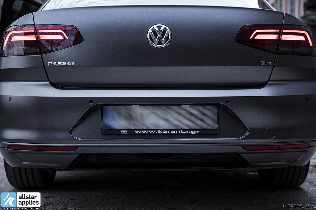 VW Passat - Satin Dark Grey (15)