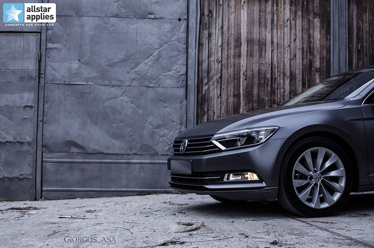 VW Passat - Satin Dark Grey (16)