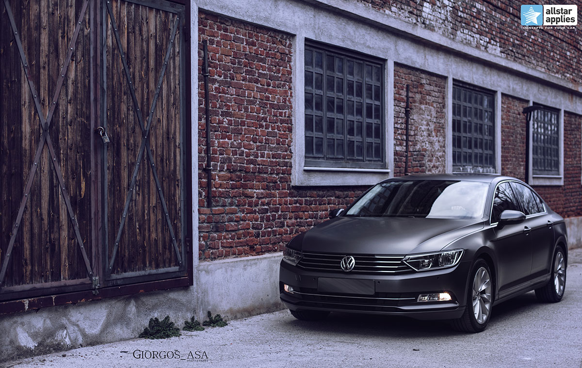VW Passat - Satin Dark Grey (17)