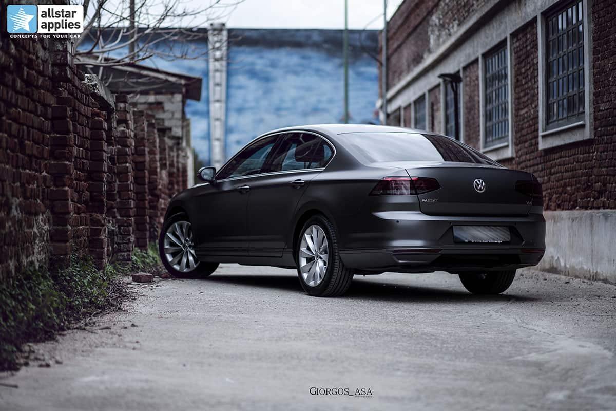 VW Passat - Satin Dark Grey (19)