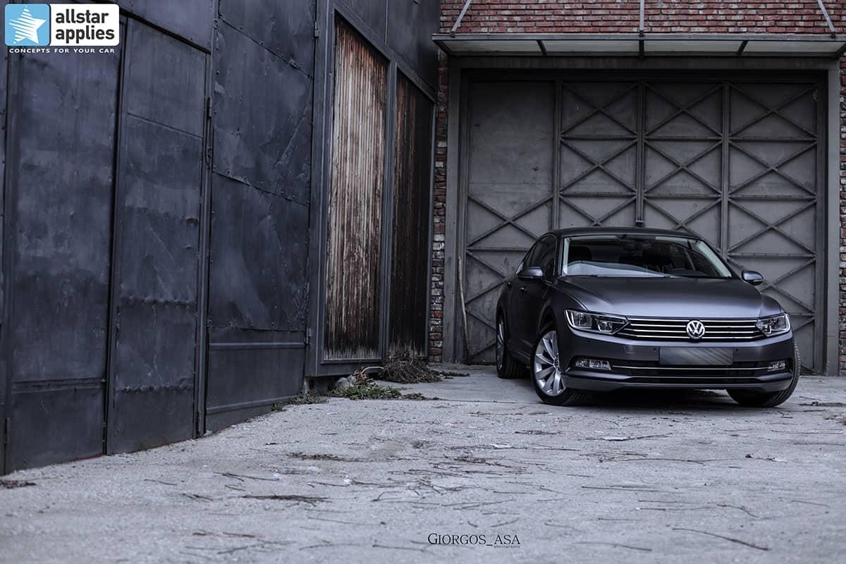VW Passat - Satin Dark Grey (21)