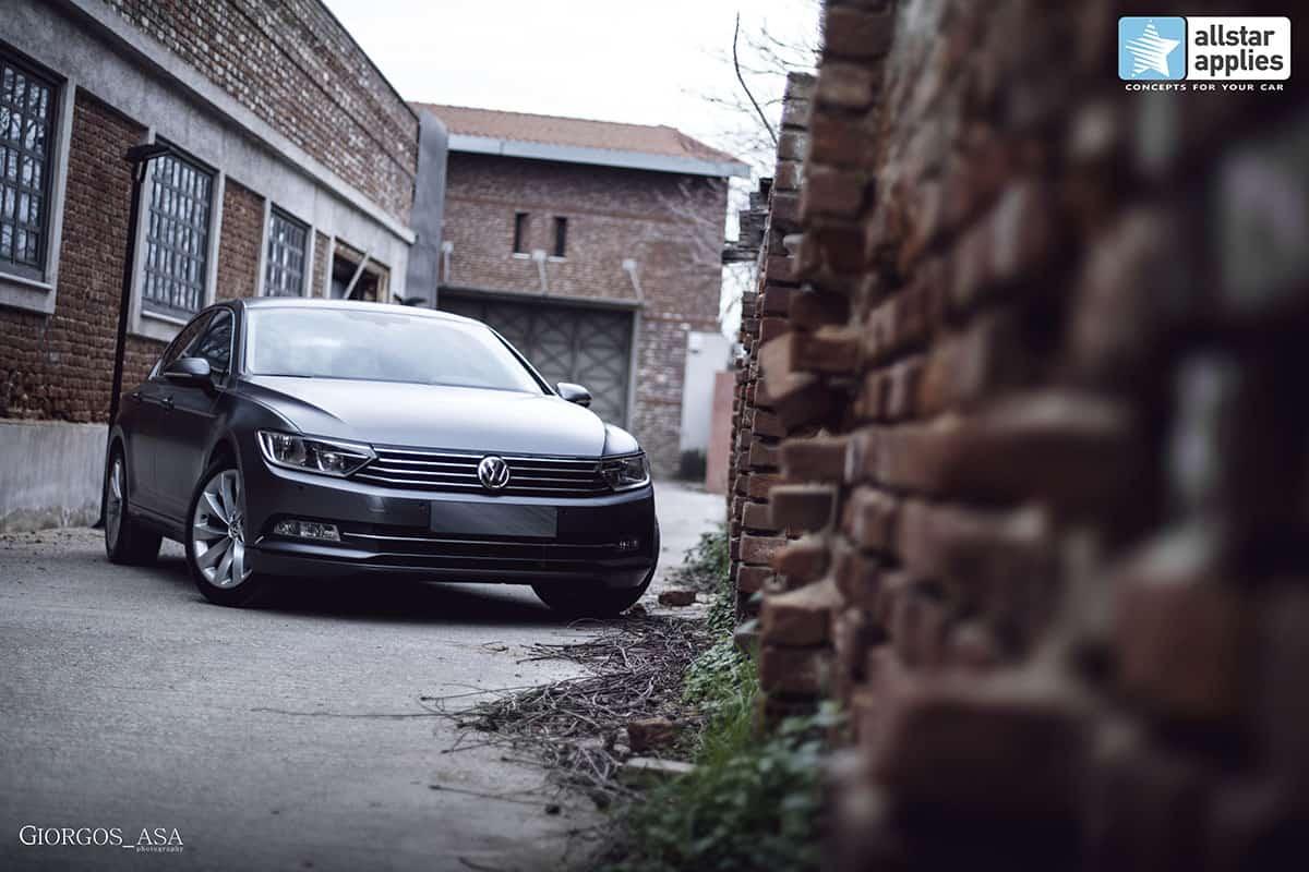 VW Passat - Satin Dark Grey (22)