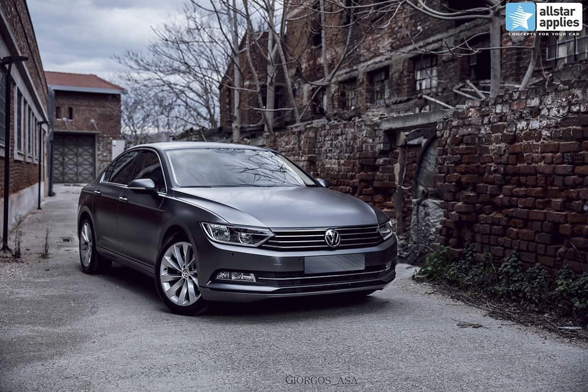 VW Passat - Satin Dark Grey (23)