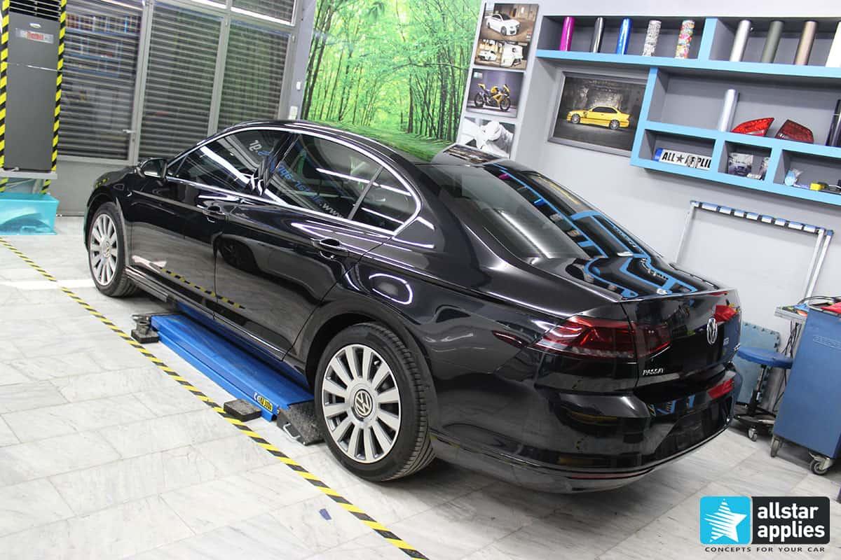 VW Passat - Satin Dark Grey (24)