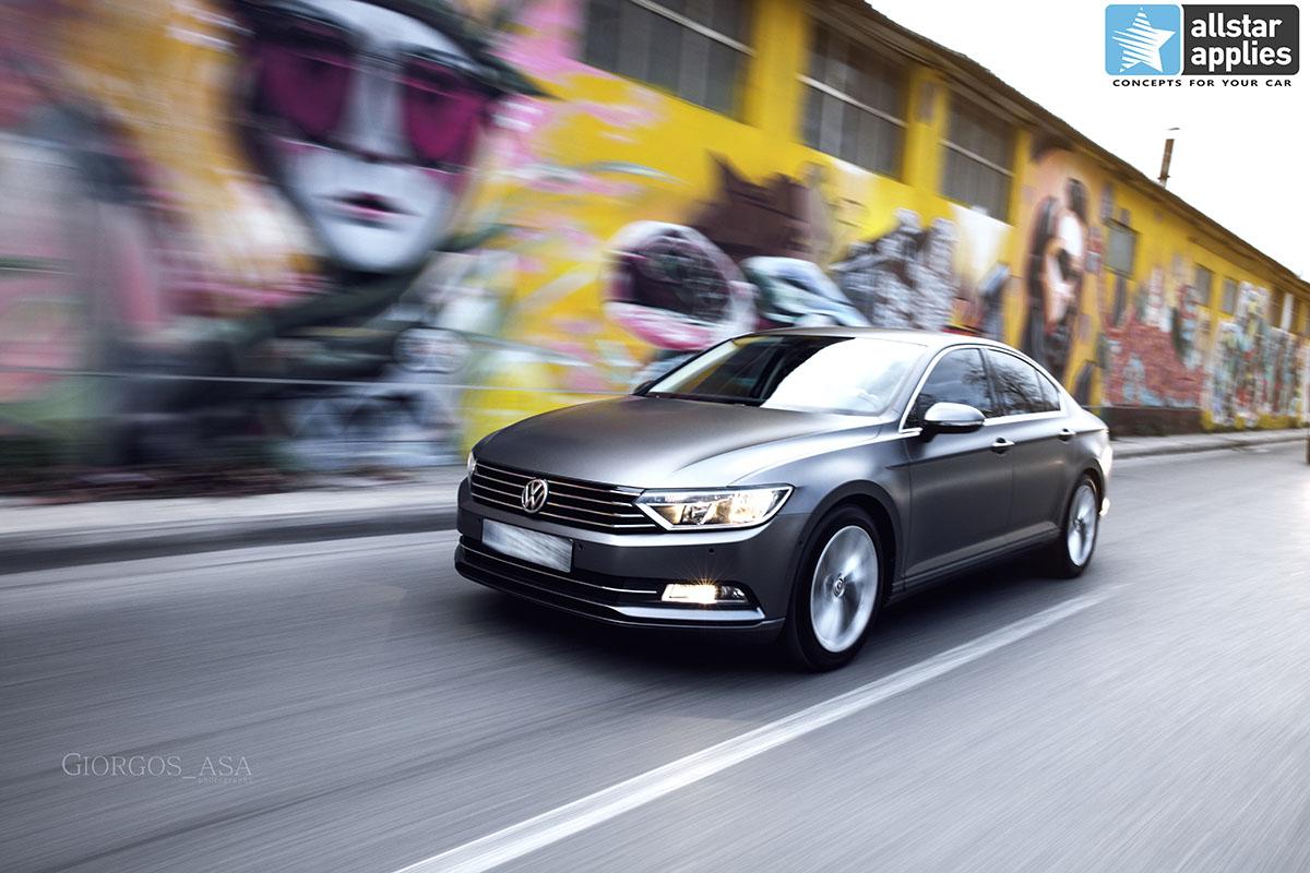 VW Passat - Satin Dark Grey (5)