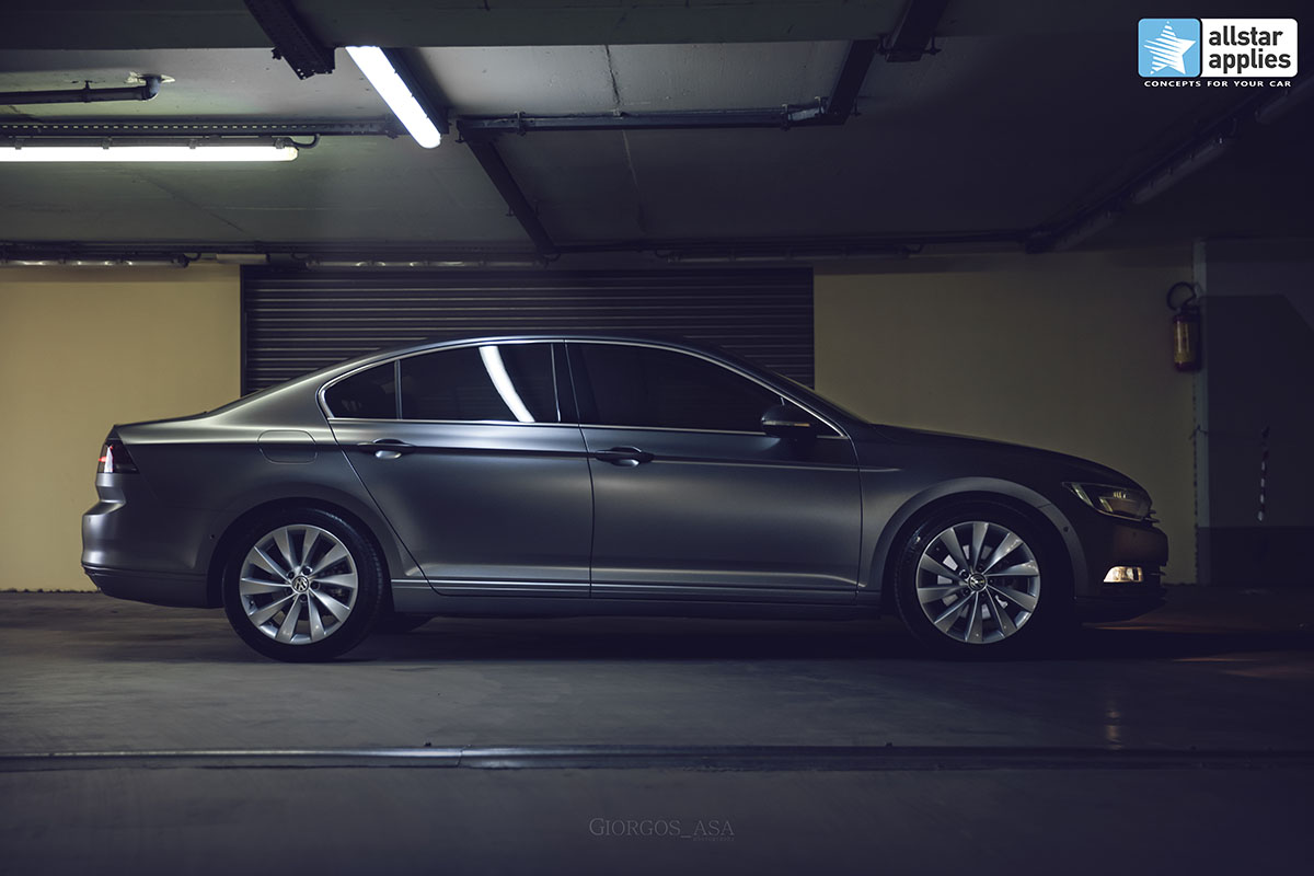 VW Passat - Satin Dark Grey (6)