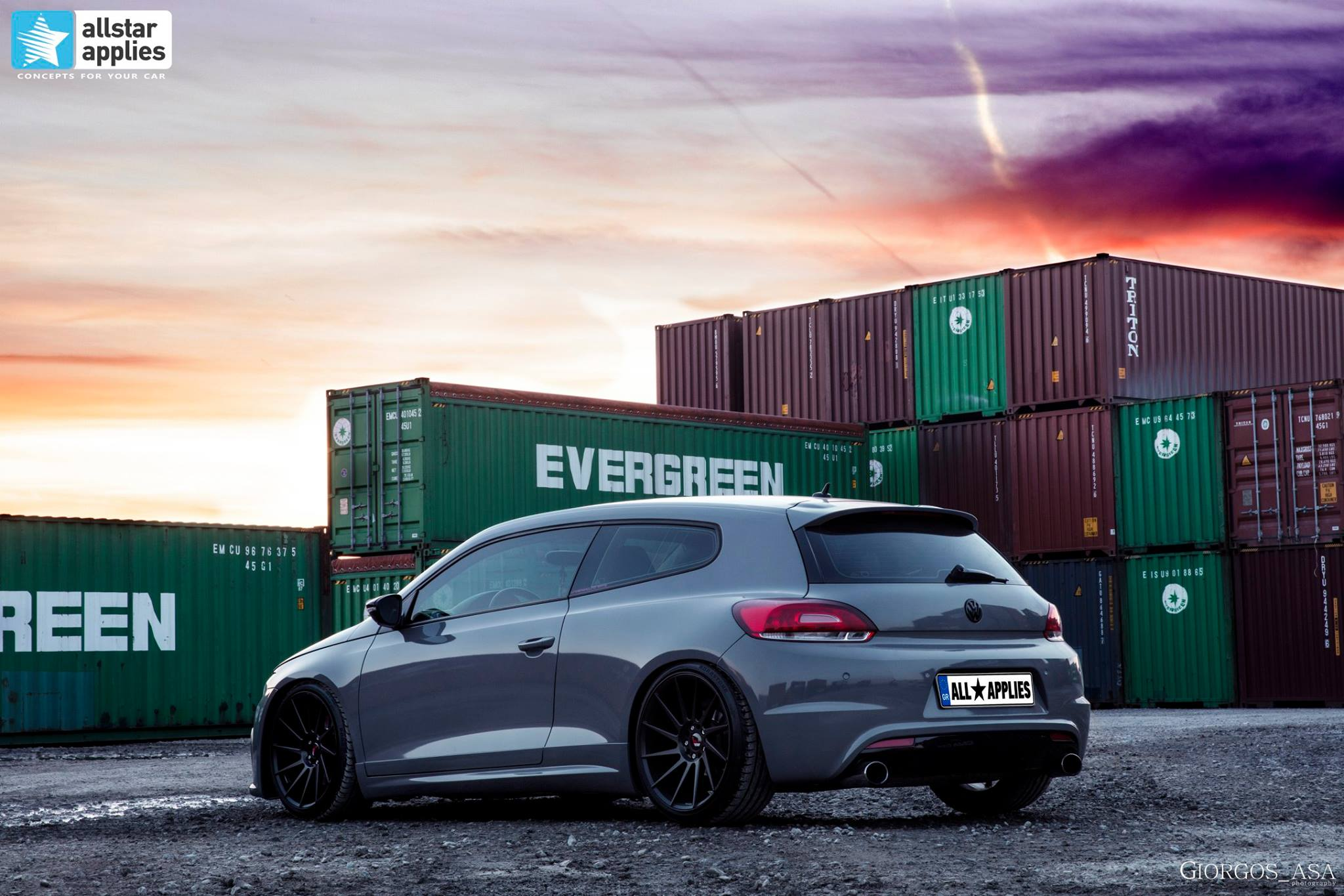 VW Scirocco - Nardo Grey (3)